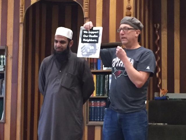 elliot at mosque